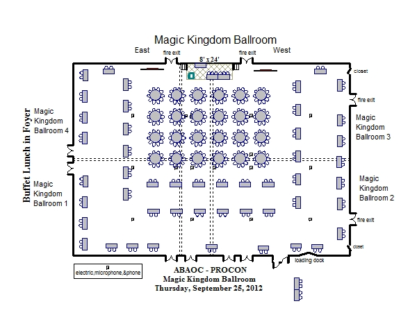 PROCON Layout Disneyland Hotel