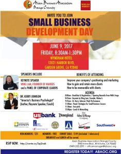 Small Business Development Day