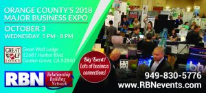 Orange County's Major 2018 Business Expo