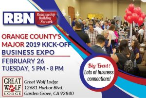 OC's Major 2019 Kick-off Business Expo